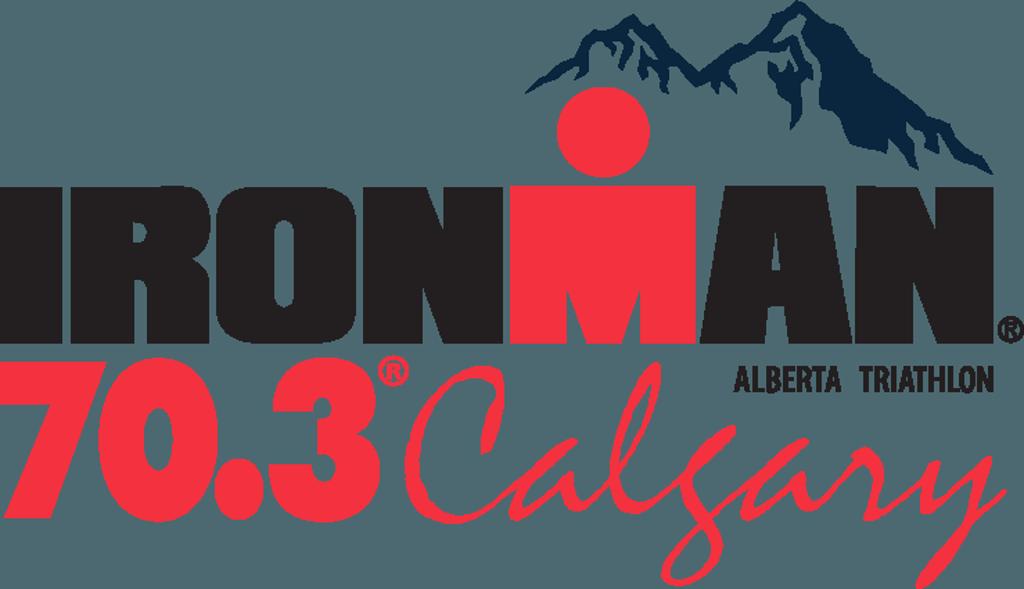 Logo Zawodów IRONMAN 70.3 Calgary 2020