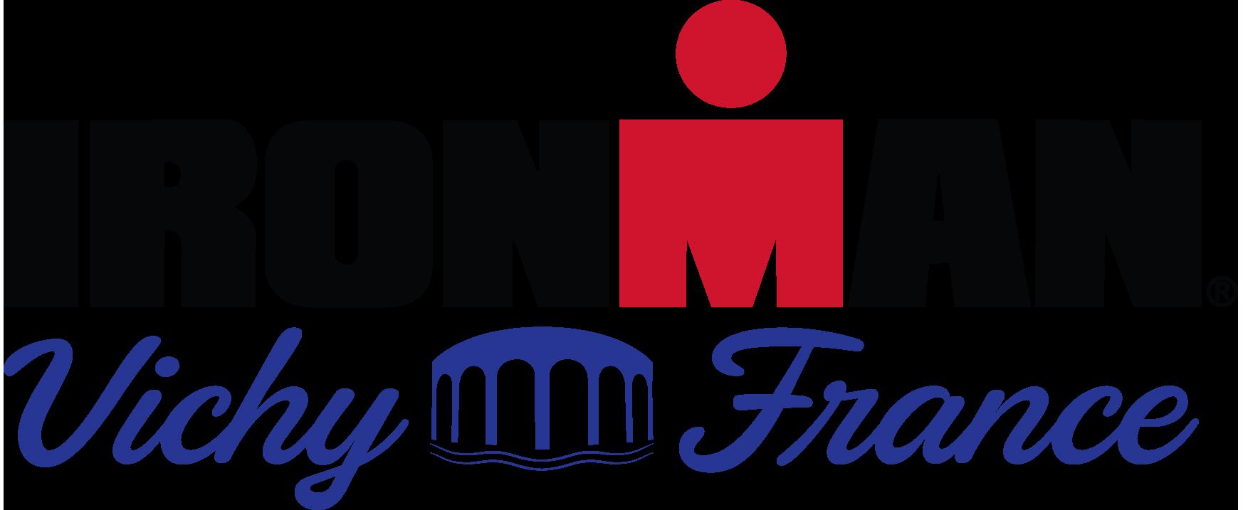Logo Zawodów IRONMAN Vichy 2020