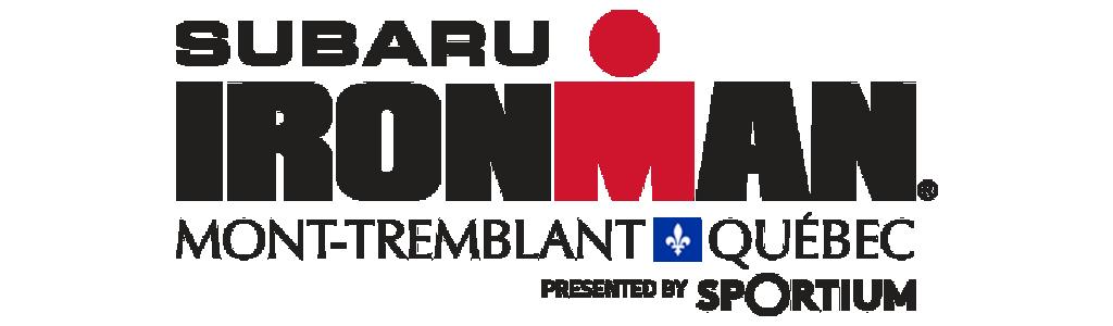 Logo Zawodów IRONMAN Mont-Tremblant 2020