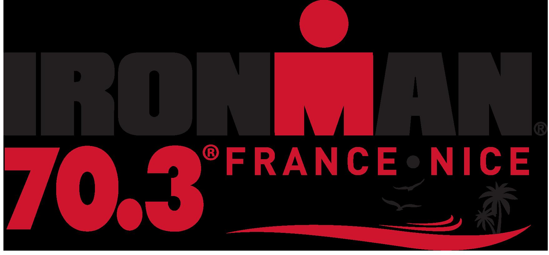 Logo Zawodów IRONMAN 70.3 Nice France 2020