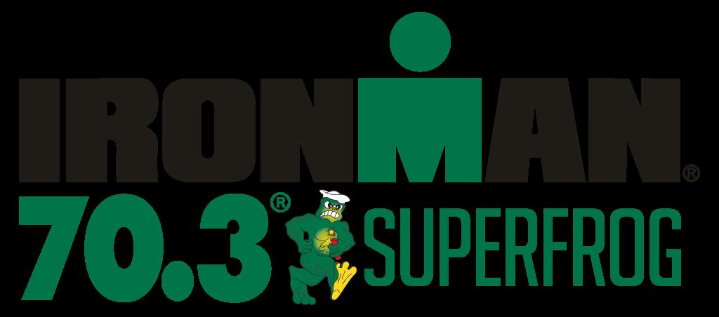 Logo Zawodów 70.3 SUPERFROG 2020