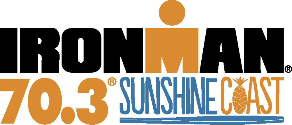 Logo Zawodów IRONMAN 70.3 Sunshine Coast 2020