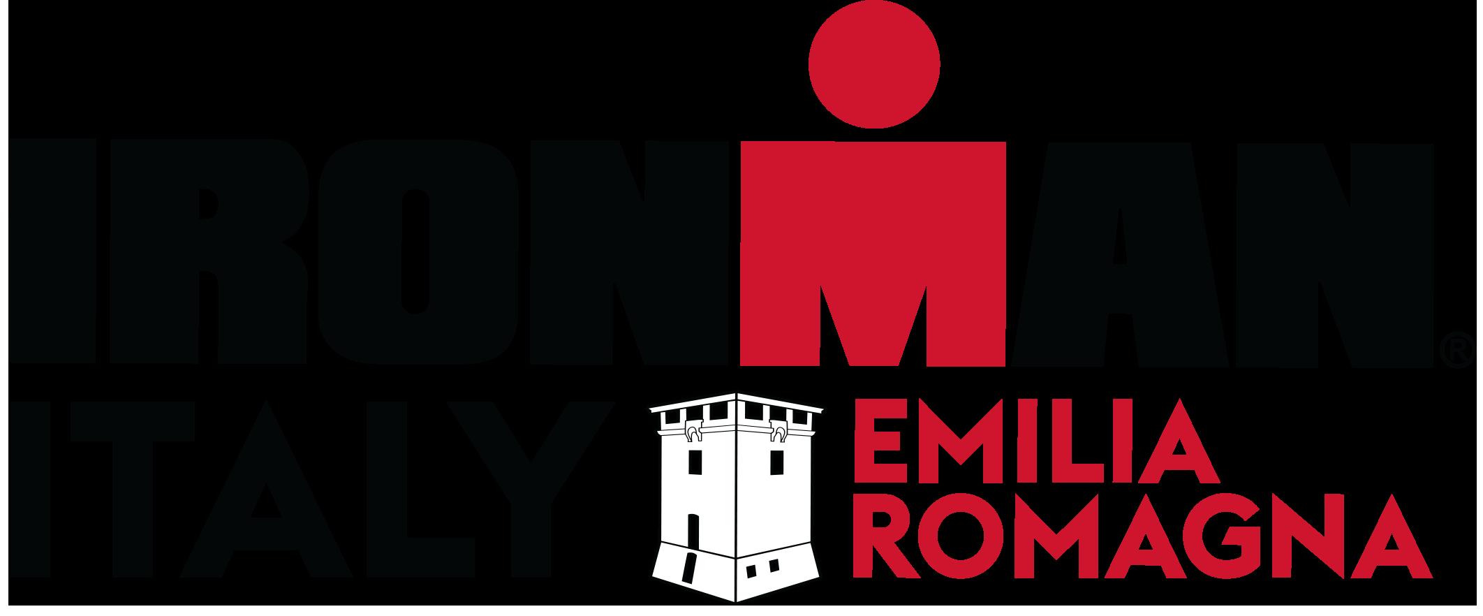 Logo Zawodów IRONMAN Emilia-Romagna 2020