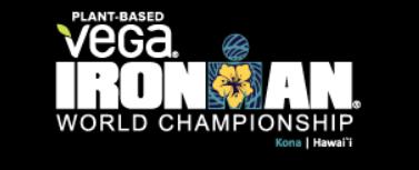 Logo Zawodów VEGA IRONMAN World Championship 2019 Kona