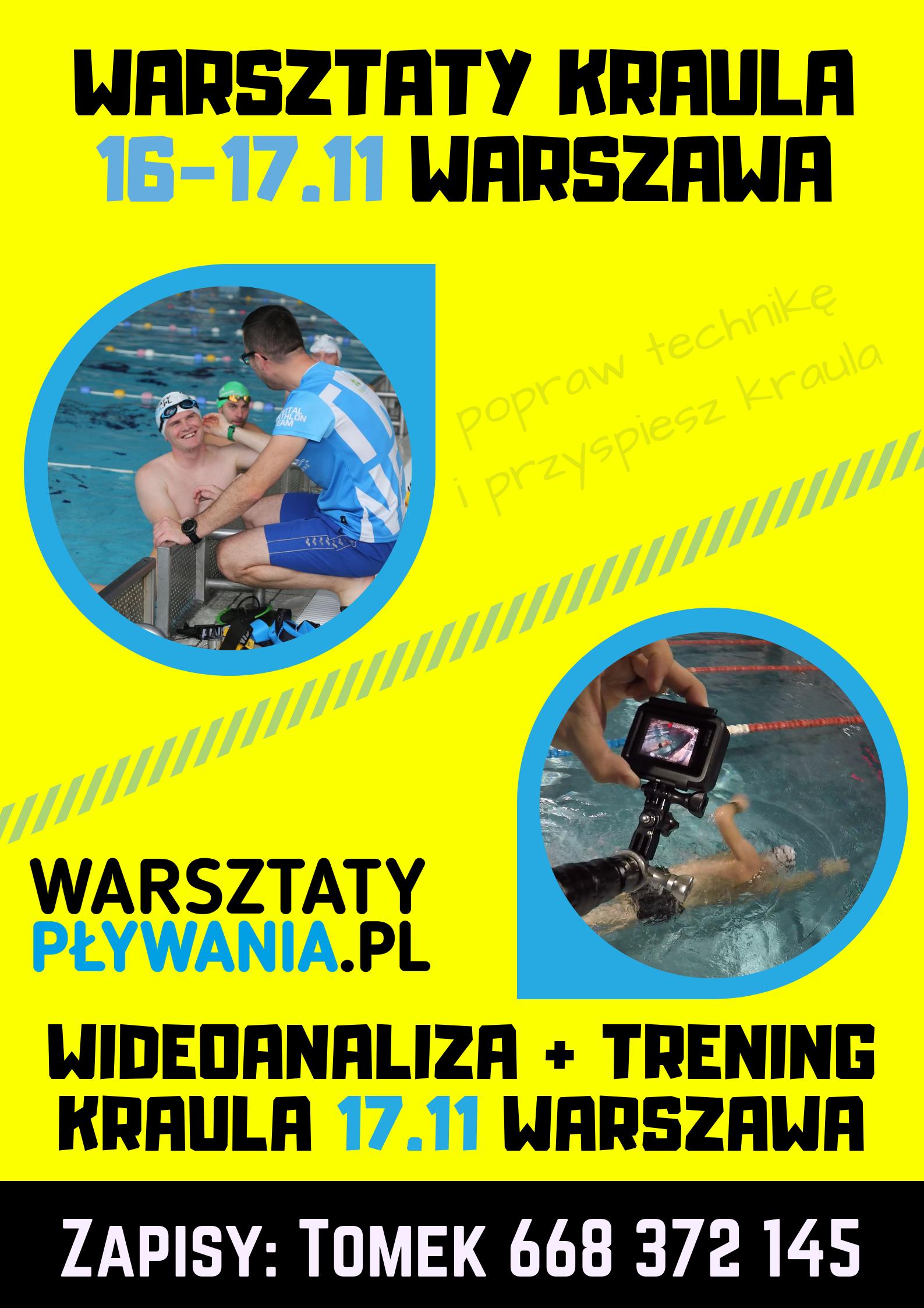 Logo Zawodów Warszawa: 4h Trening z wideoanalizą kraula 17.11.2019 | wideoanaliza.pl