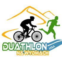 Logo Zawodów Duathlon Na Wydmach Łeba 2019
